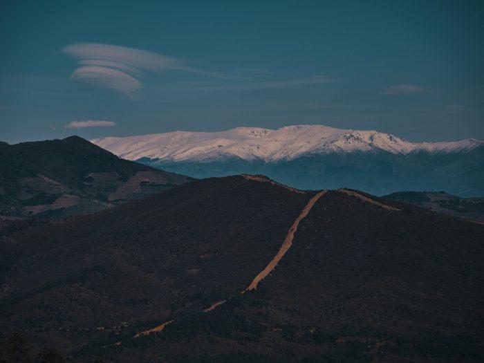 mountain, spain