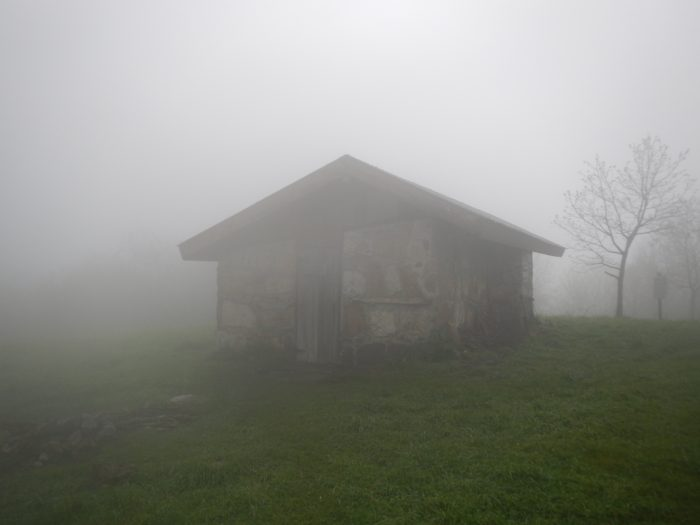 Chestnut Knob Shelter, Appalachian Trail, Virginia