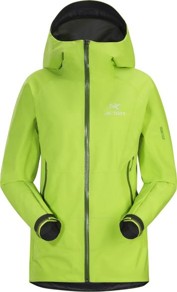 Arcteryx Beta Jacket best women's hiking apparel