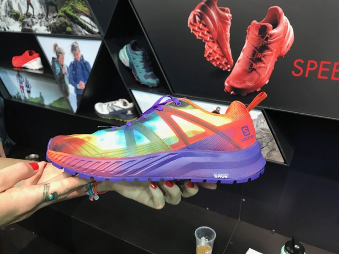 Salomon Odyssey Triple Crown