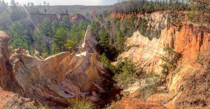 Best Hikes in the Southeast: Providence Canyon