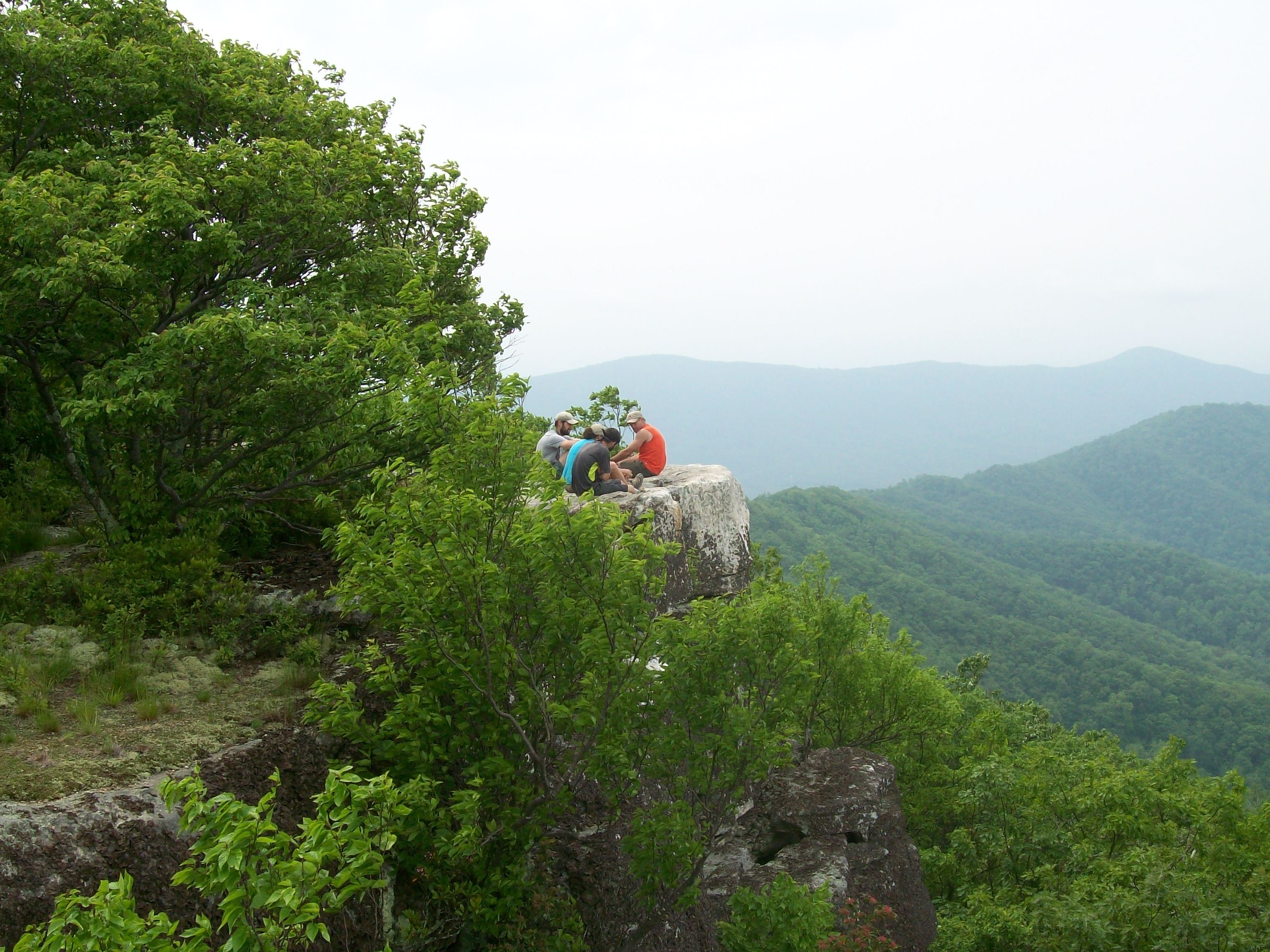 How to Section Hike Virginia II: Pearisburg to Daleville ...