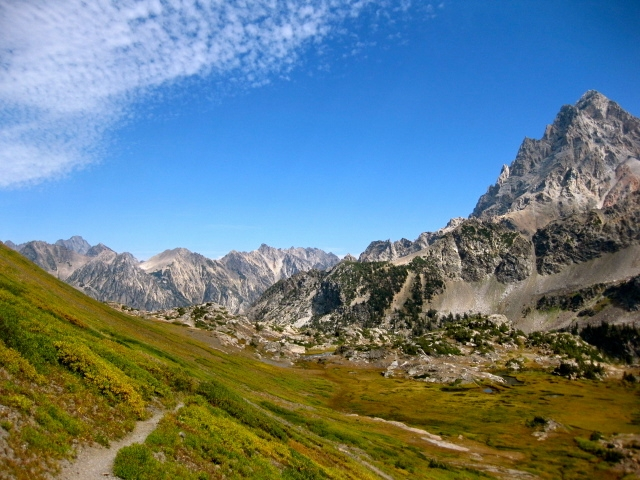 Best Hikes in Wyoming and Utah Teton Crest Trail