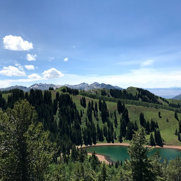 Best Hikes in Wyoming and Utah Wasatch Trail