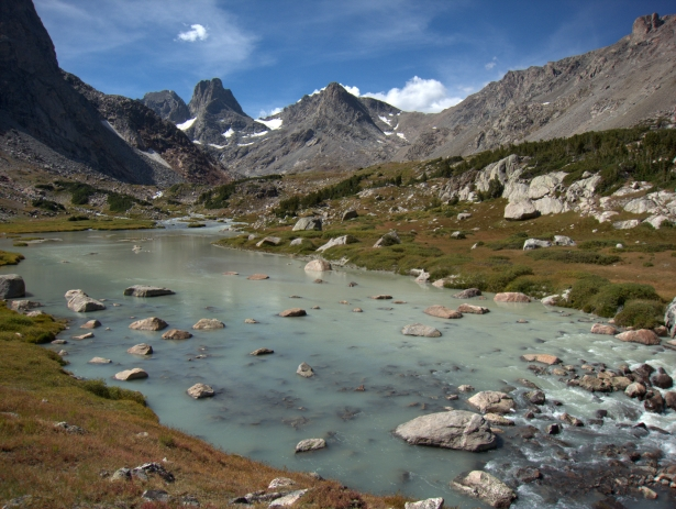 Best Hikes in Wyoming and Utah: Wind River High Route