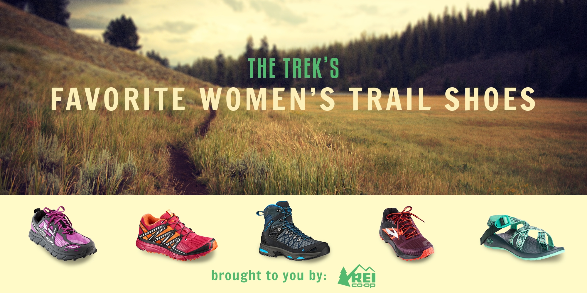Footwear for Hiking and Backpacking