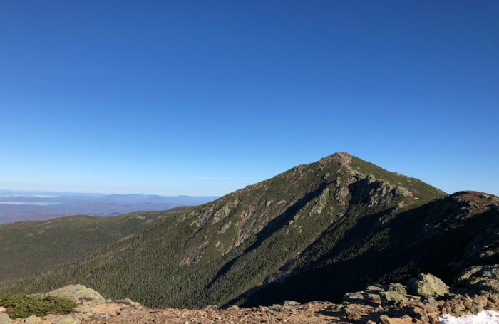 franconia ridge new hampshire
