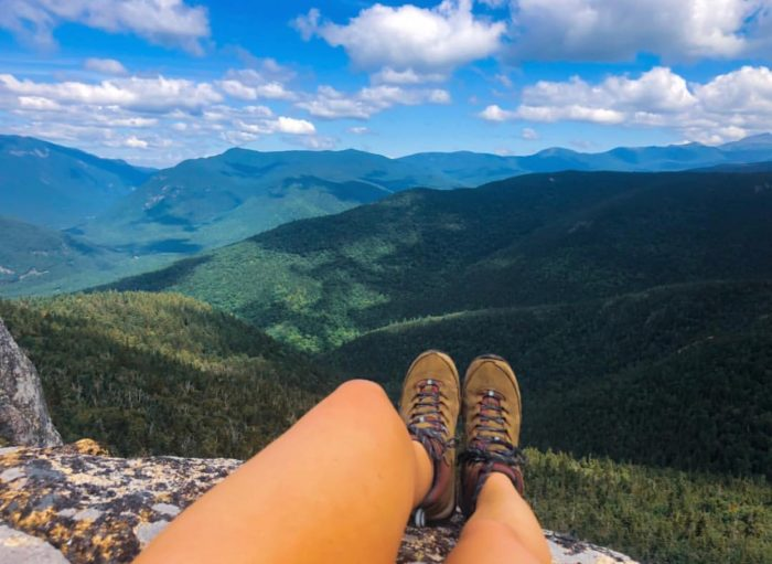 best day hikes New Hampshire: mount crawford