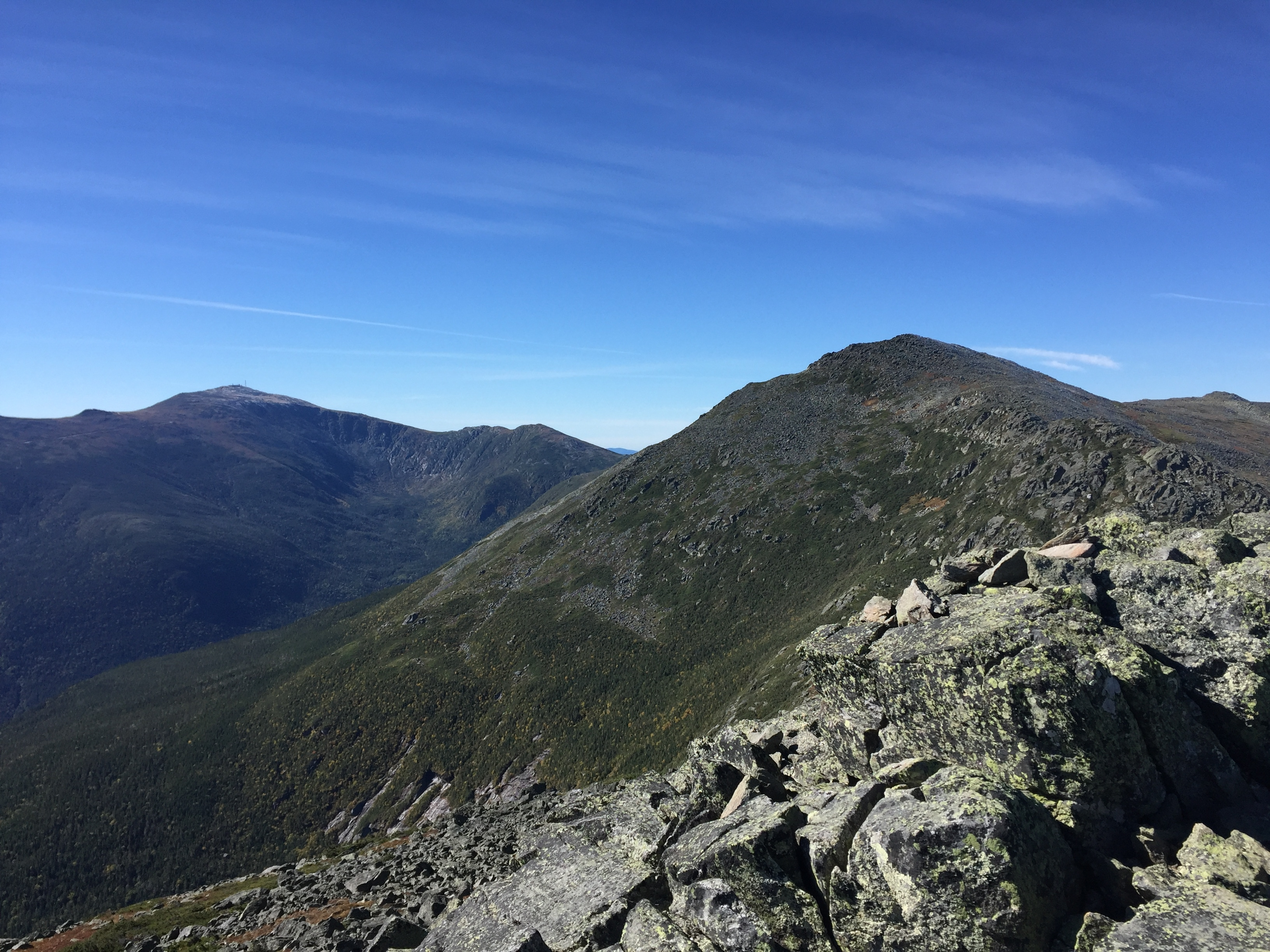 Top Day Hikes in New Hampshire: Presidential Traverse