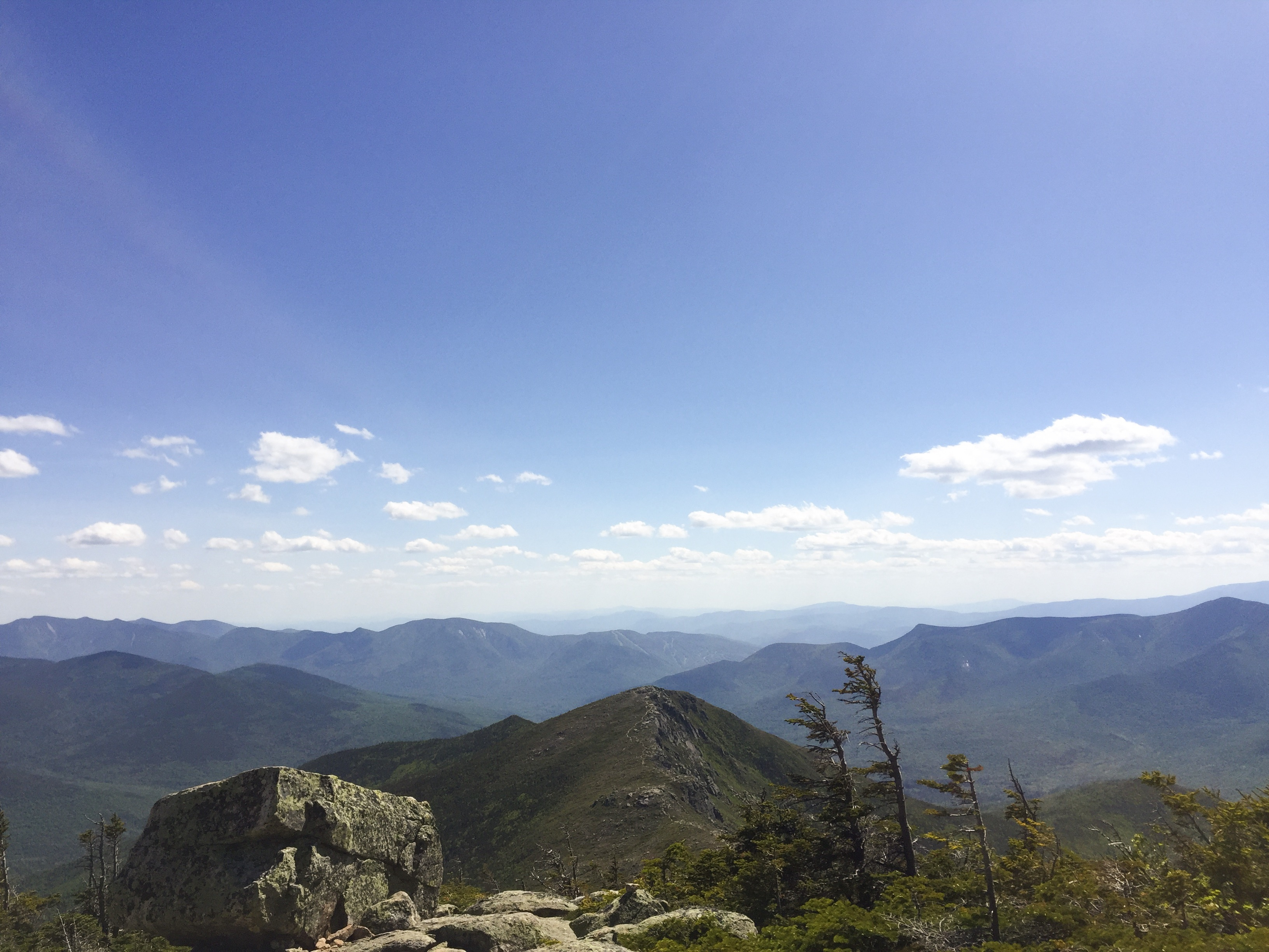 Top Day Hikes in New Hampshire