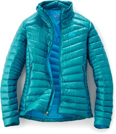 best insulated jackets for women; REI Co-op Magma