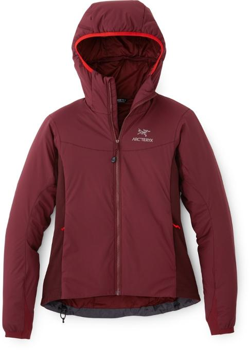 Arc'teryx Atom LT; best insulated jackets for women