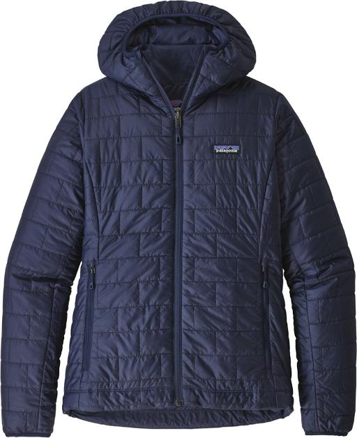 best insulated jackets for women; Patagonia Nano Puff