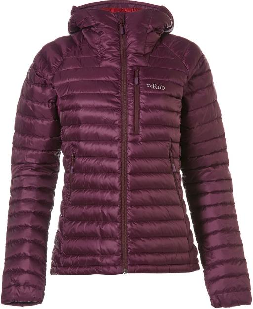 Rab Microlight; best insulated jackets for women;