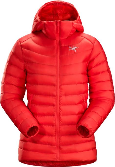 best insulated jackets for women; Arc'teryx Cerium