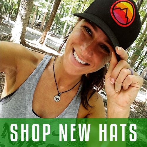 new hats the trek