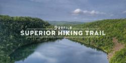 superior hiking trail profile
