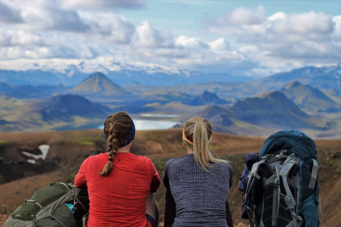 Laugavegur Trail image courtesy of Rebecca MacKay