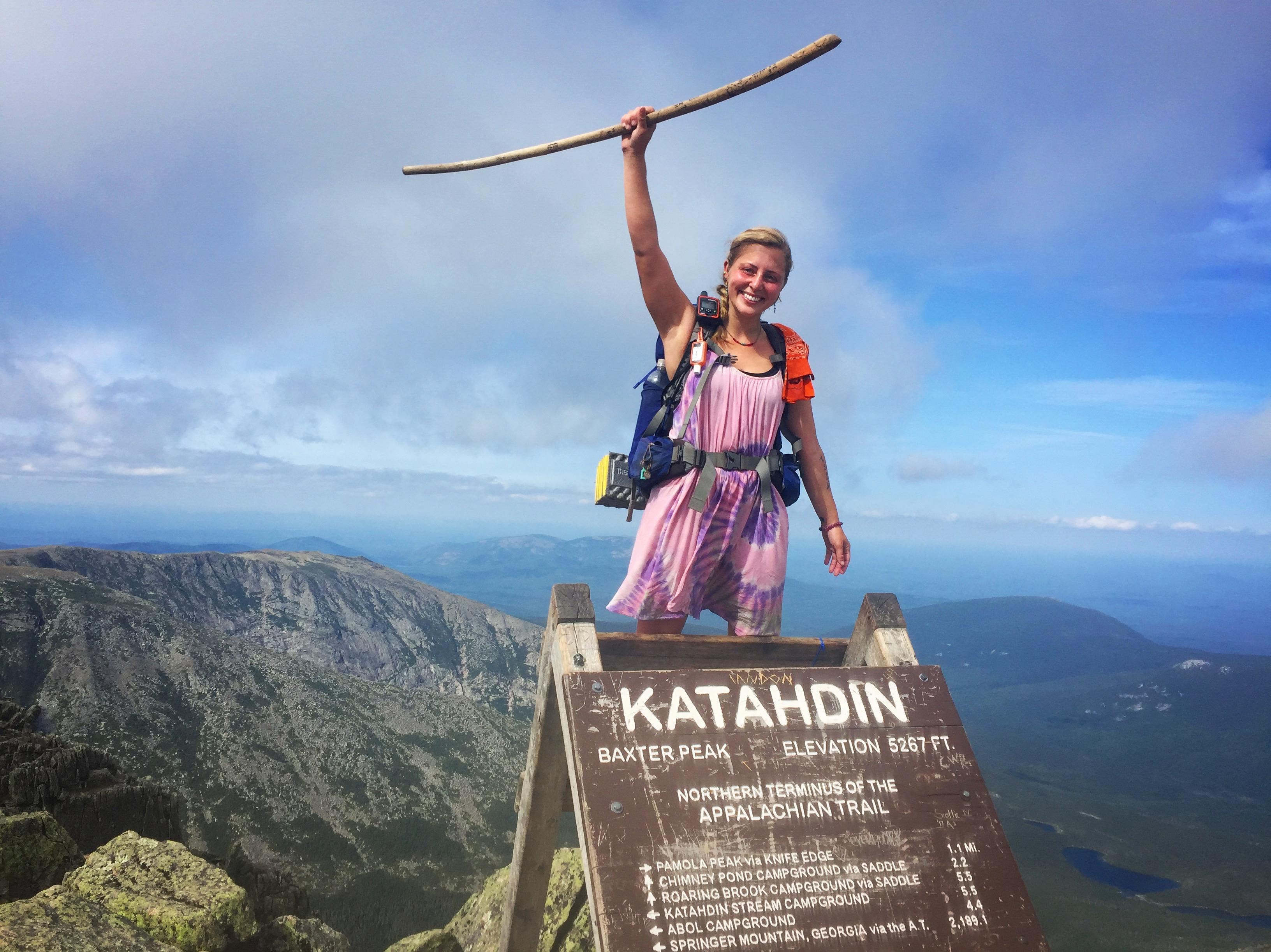 Appalachian trail thru hikers 2018 schedule