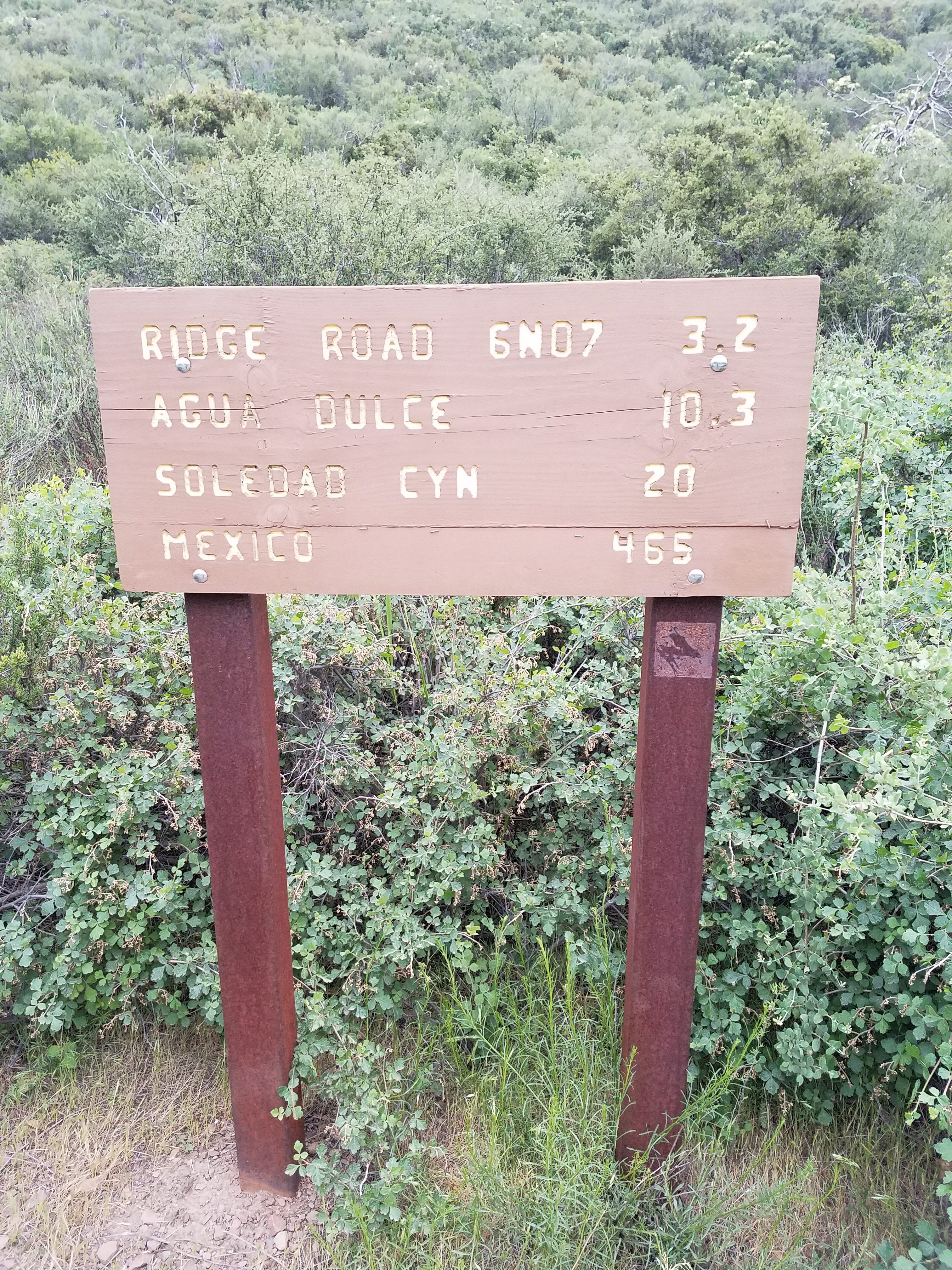 PCT Thru-Hike by the Numbers - The Trek
