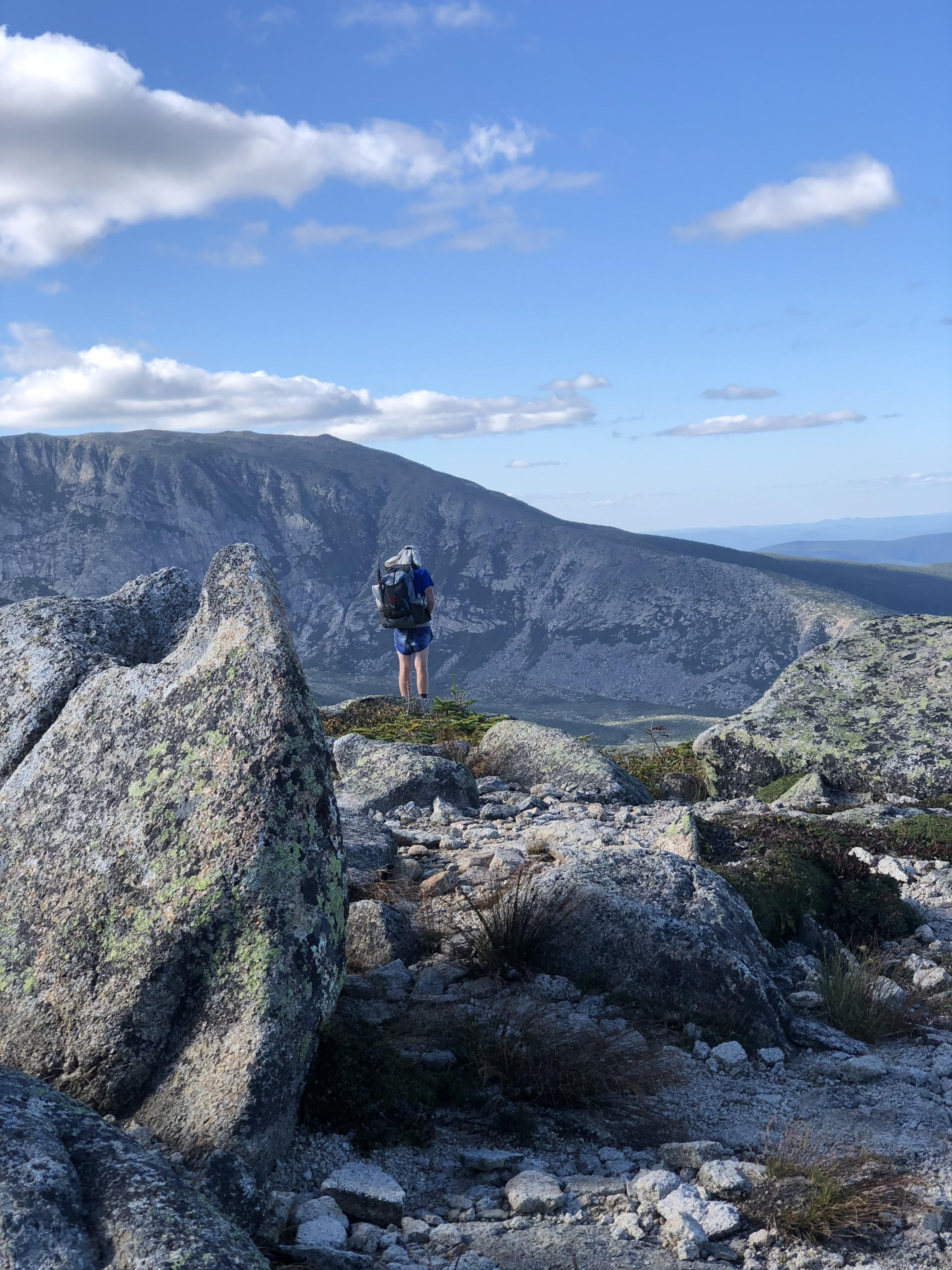 The Hard and Fast Numbers of the Appalachian Trail