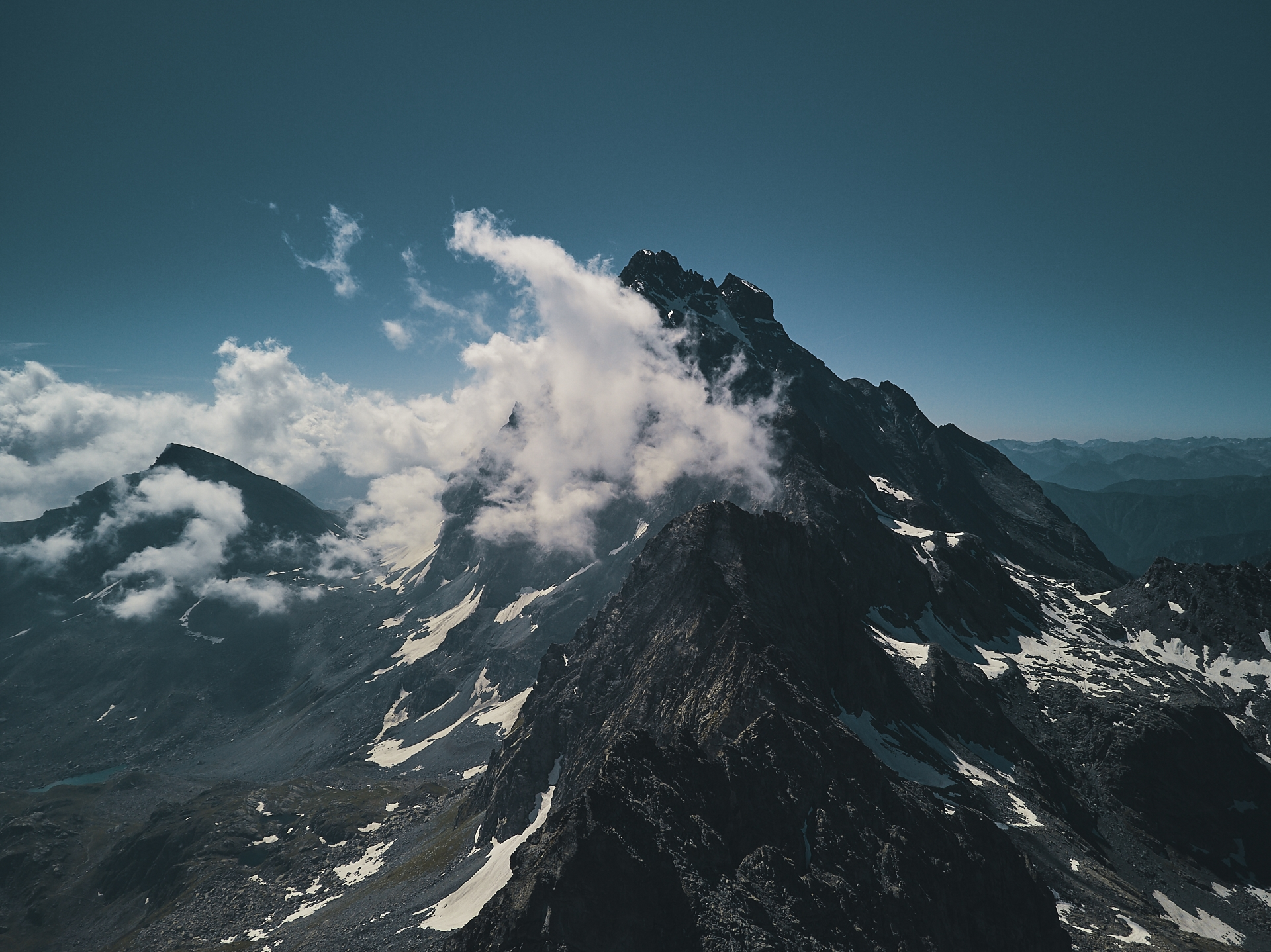 Mount Viso, Italy