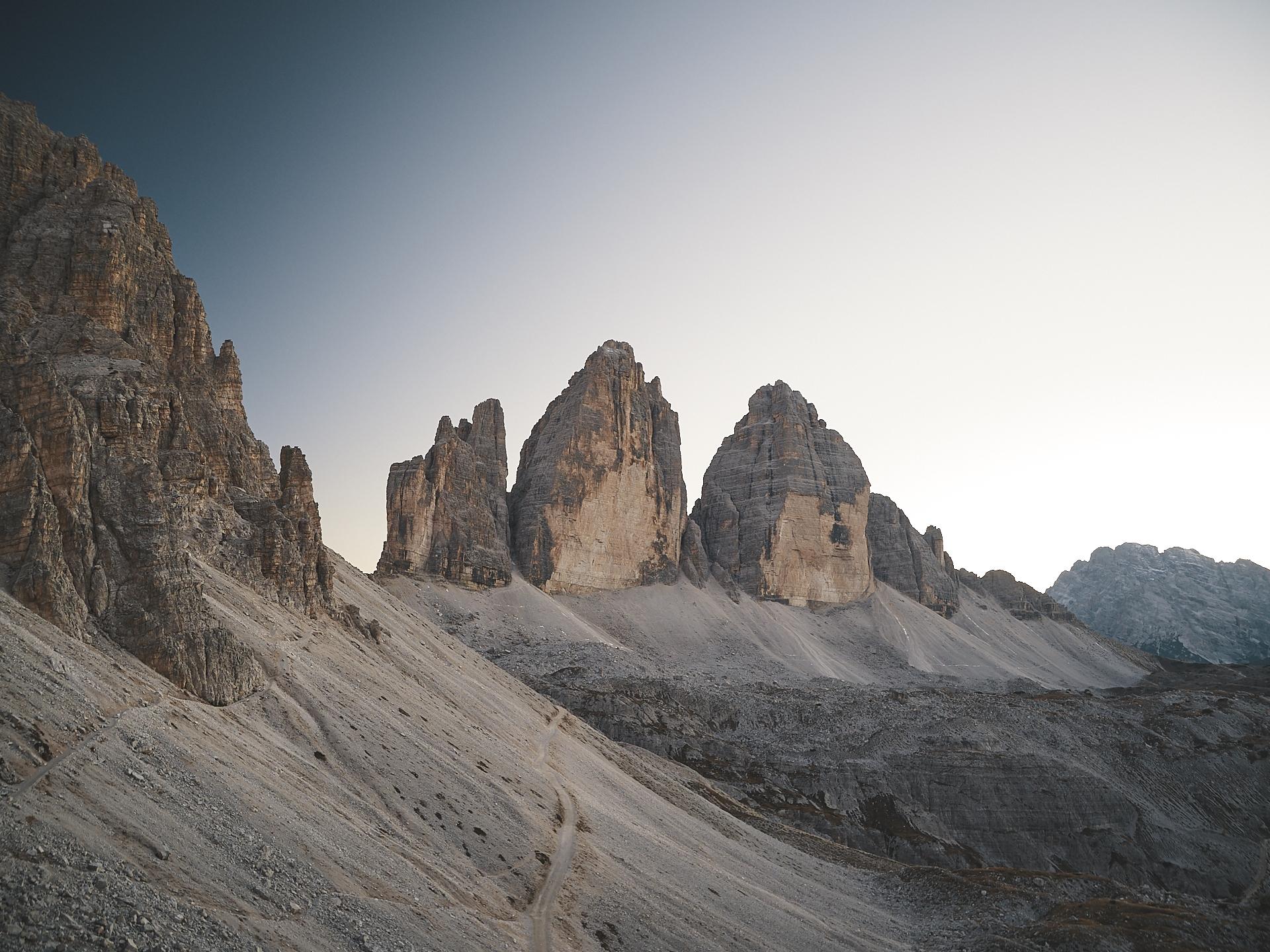 Three Peaks, Dolomites, Italy