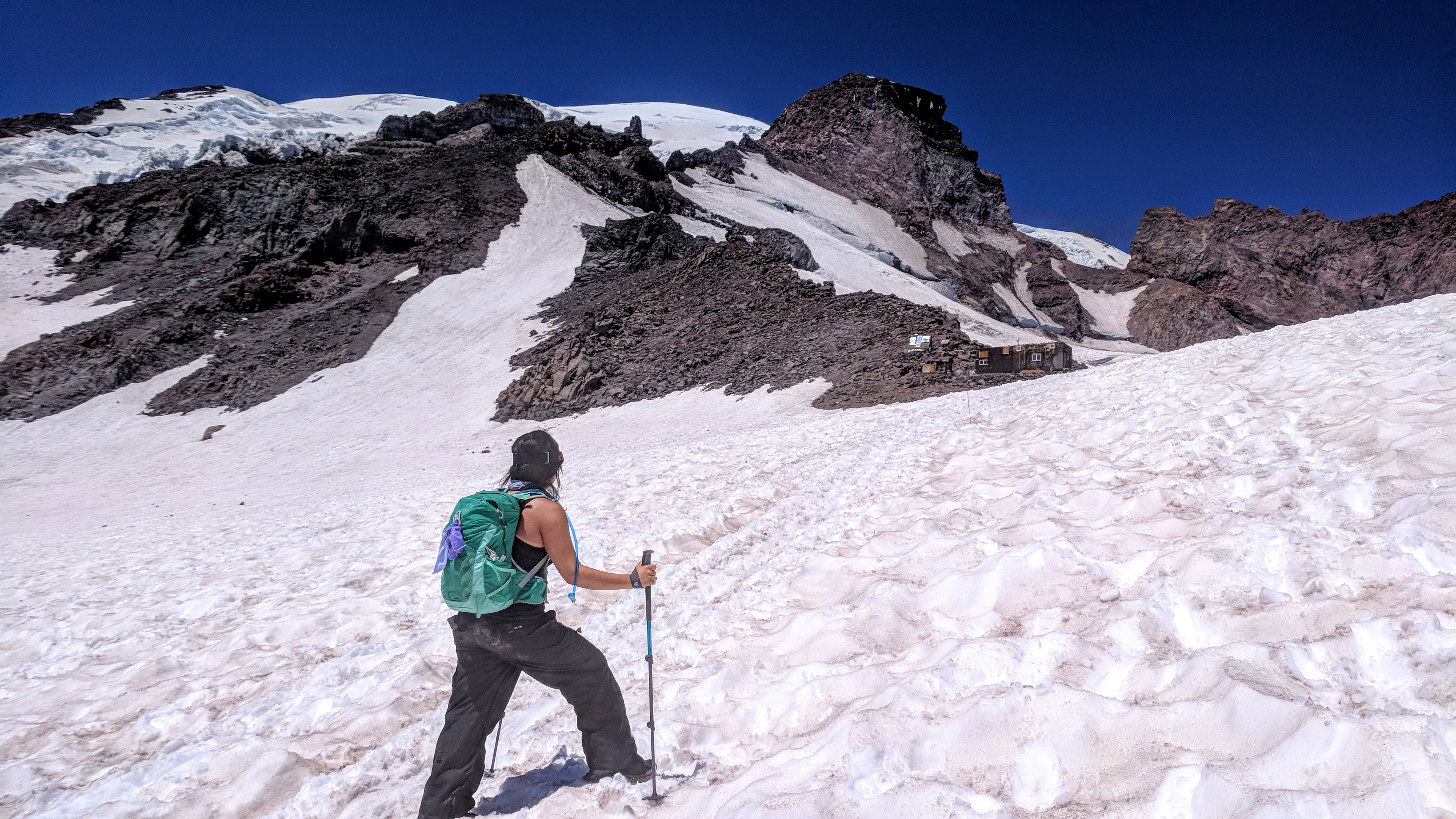 hiking-the-pct-camp-muir-mount-rainier