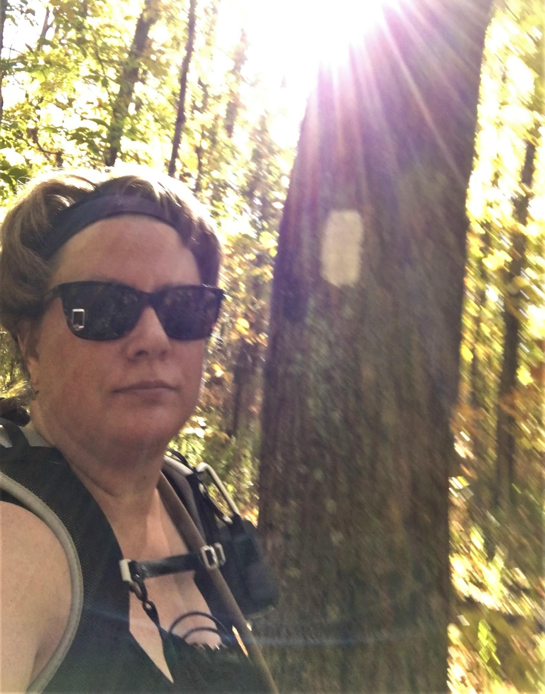 Appalachian Trail thru-hike reasons