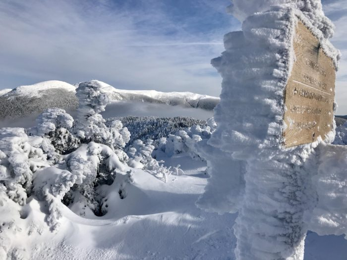 winter hiking clothing