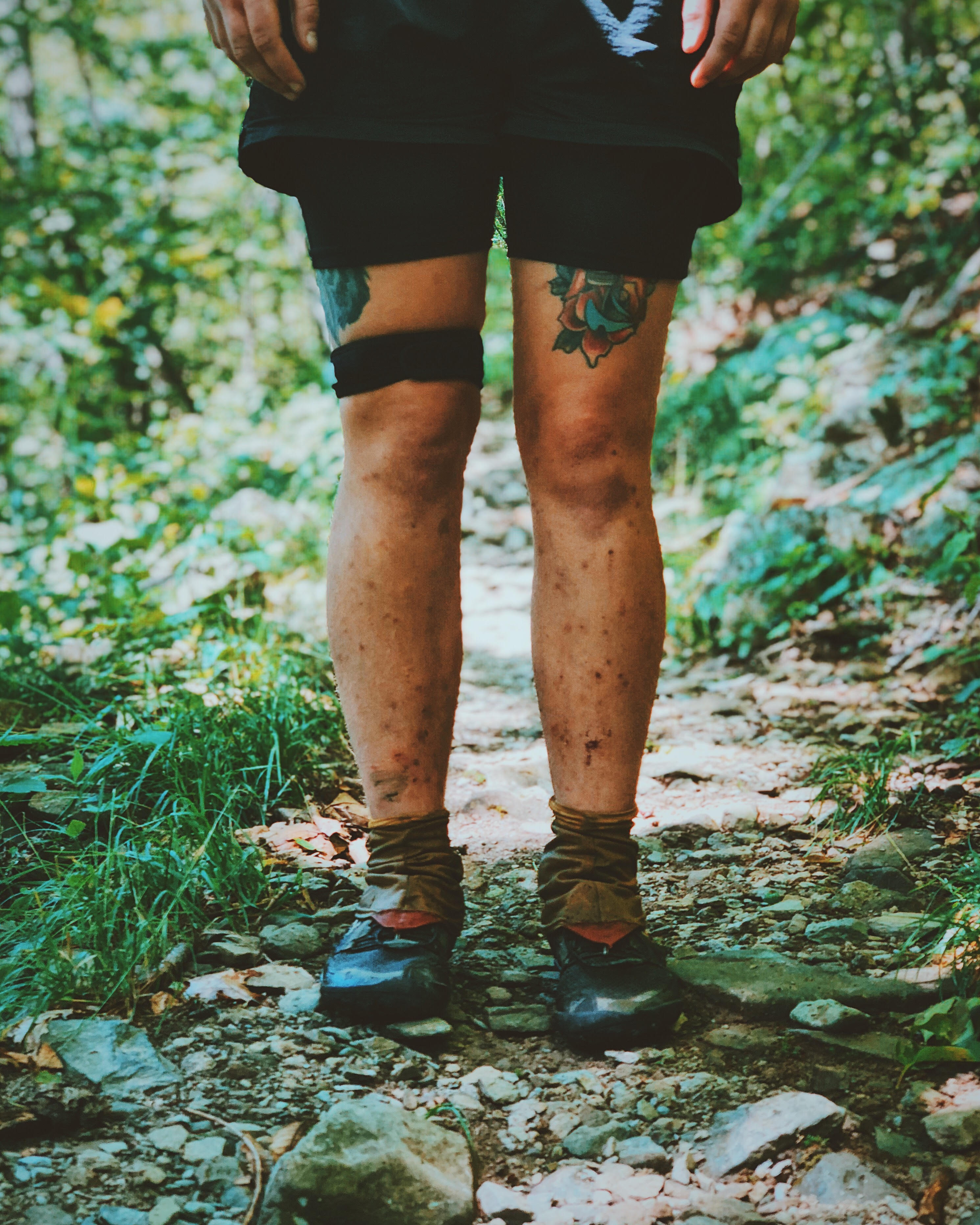 Thru-Hike in Barefoot Shoes