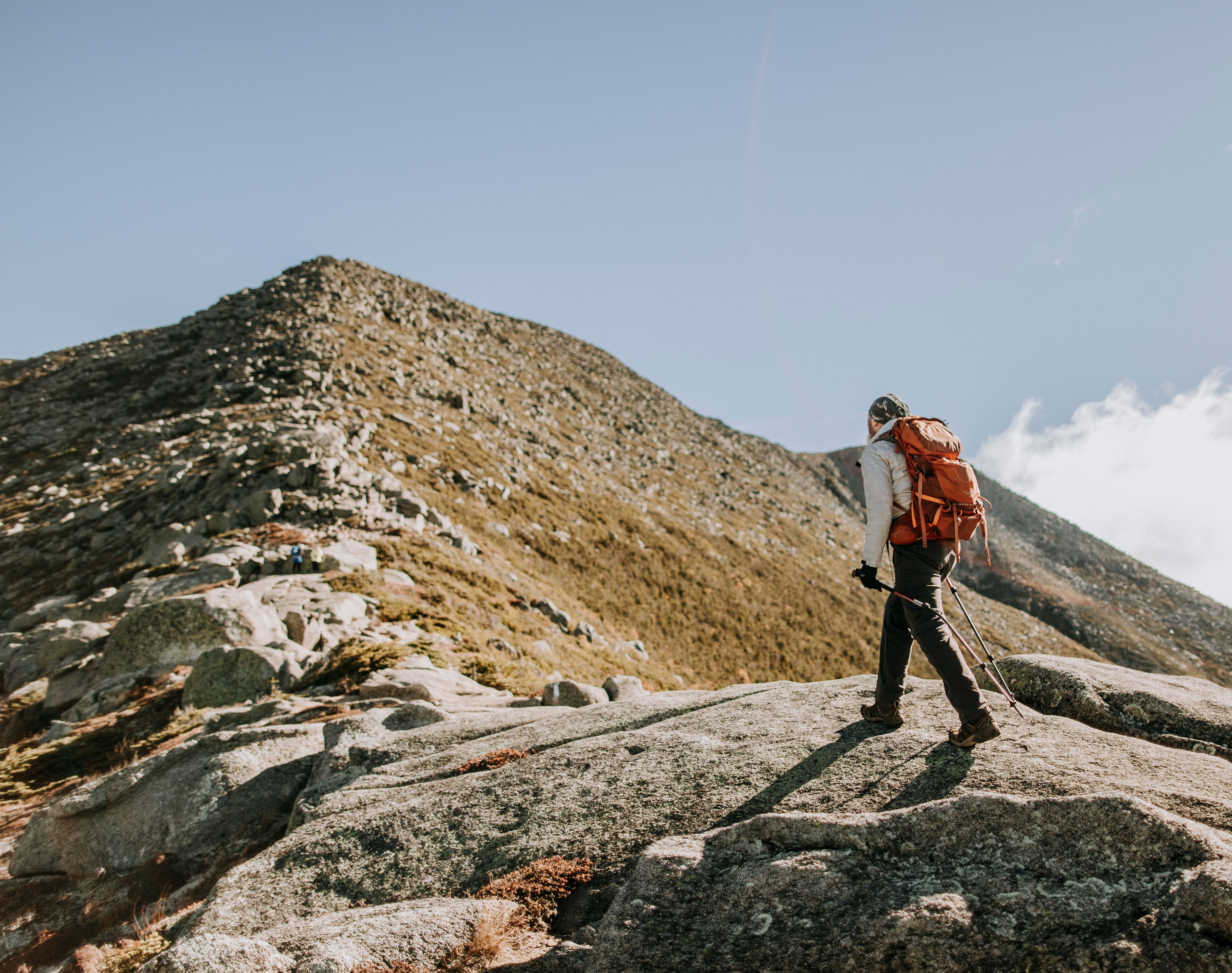 Appalachian Trail Thru Hikers 2018