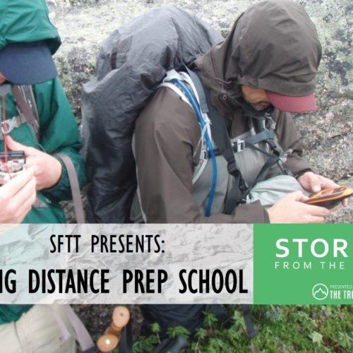 Long Distance Hiking Prep School
