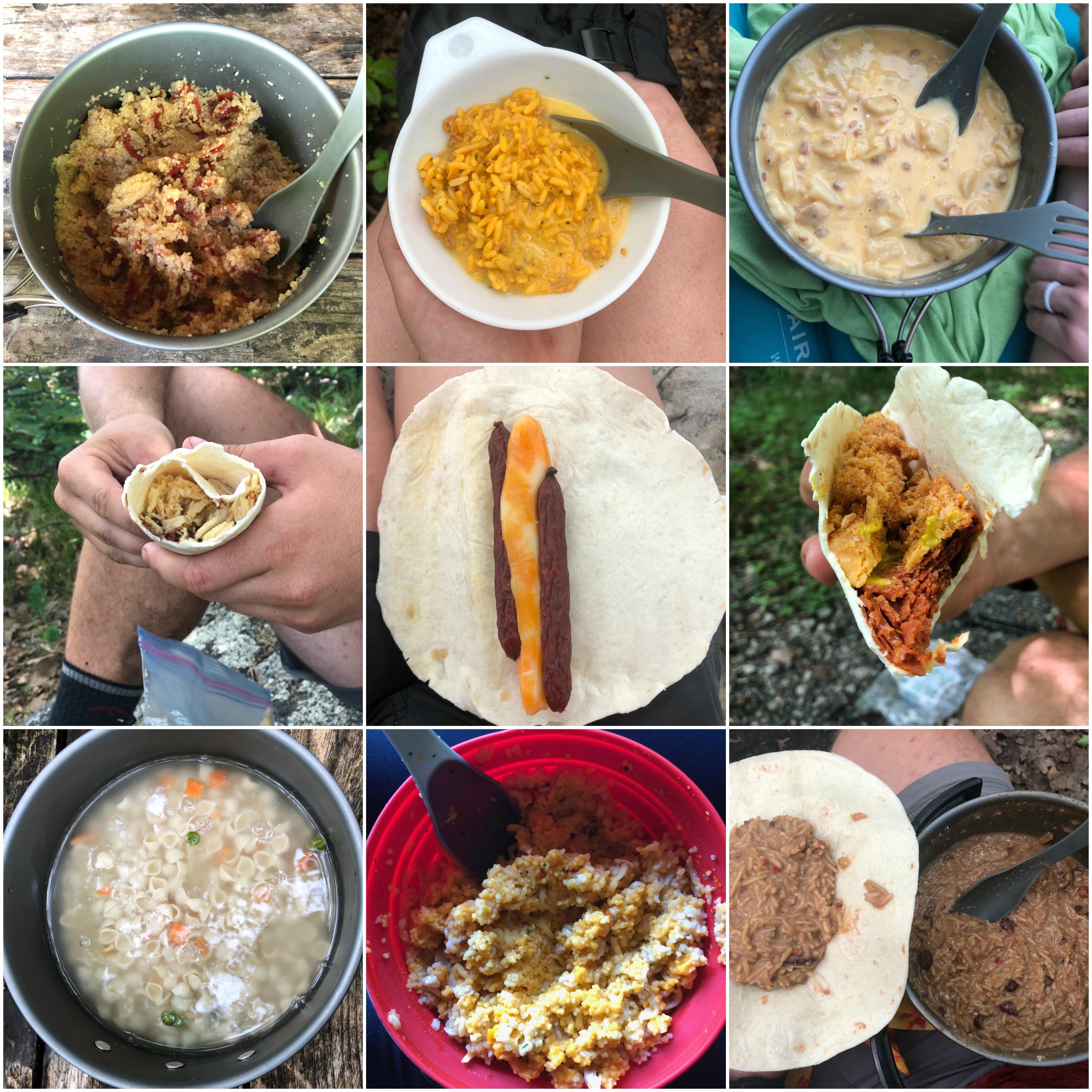 Trail Food 101: Part 1