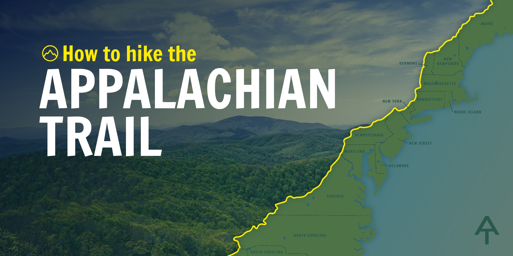 how to thru hike the appalachian trail a 101 guide