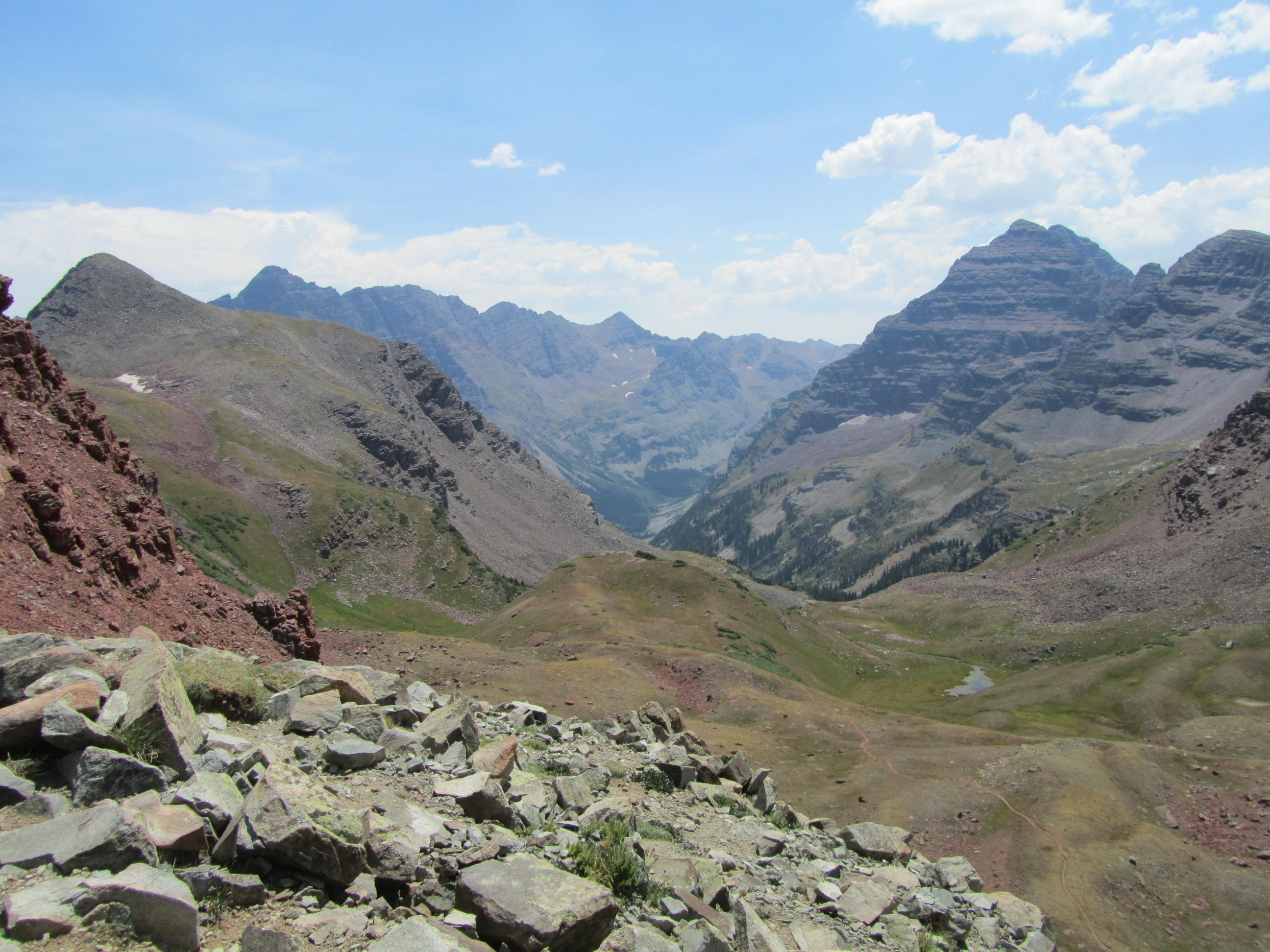 The Best Backpacking Loops in Colorado's Maroon Bells- Snowmass Wilderness