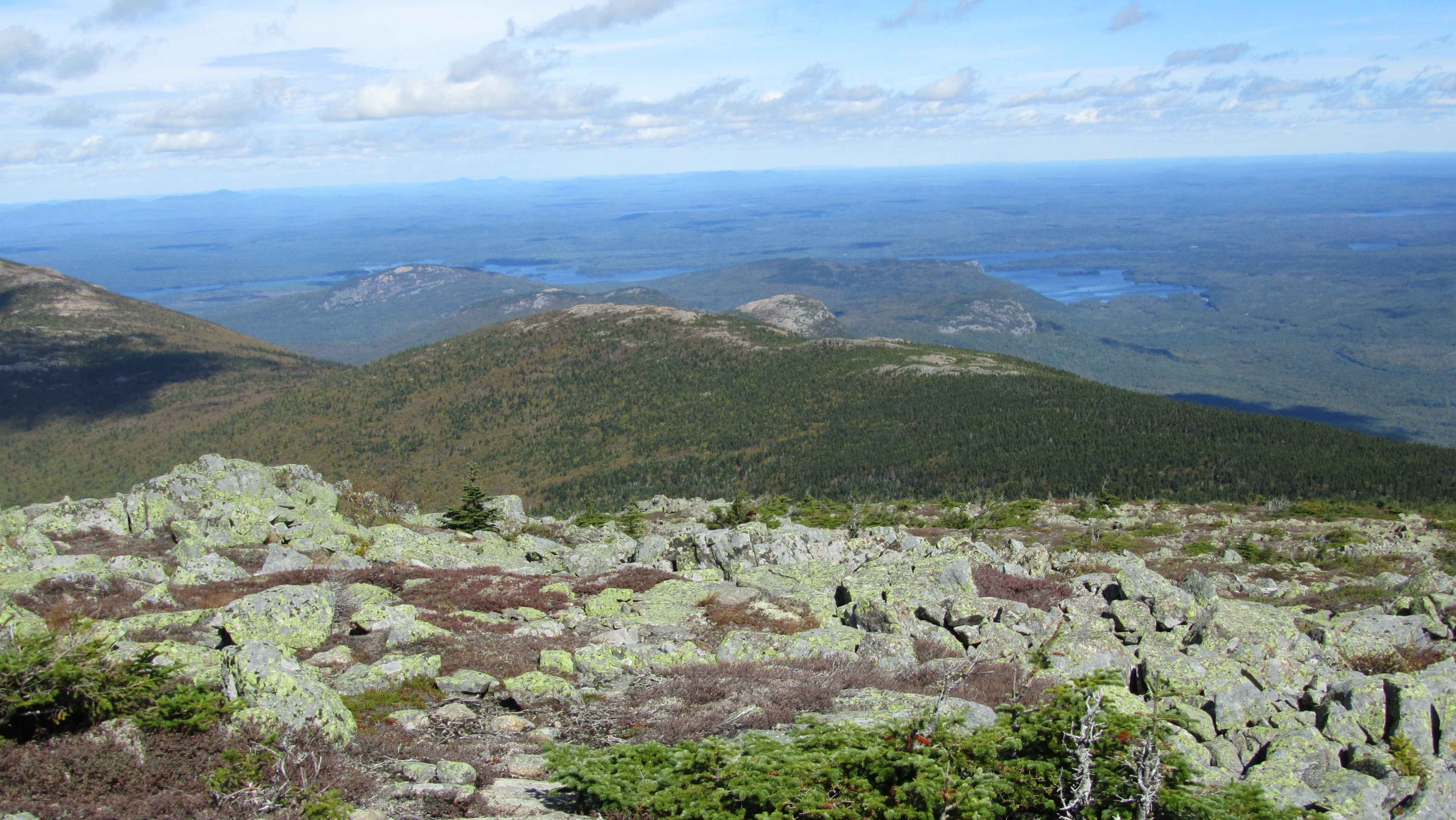Katahdin and Beyond: The Best Hikes in Maine's Baxter State Park