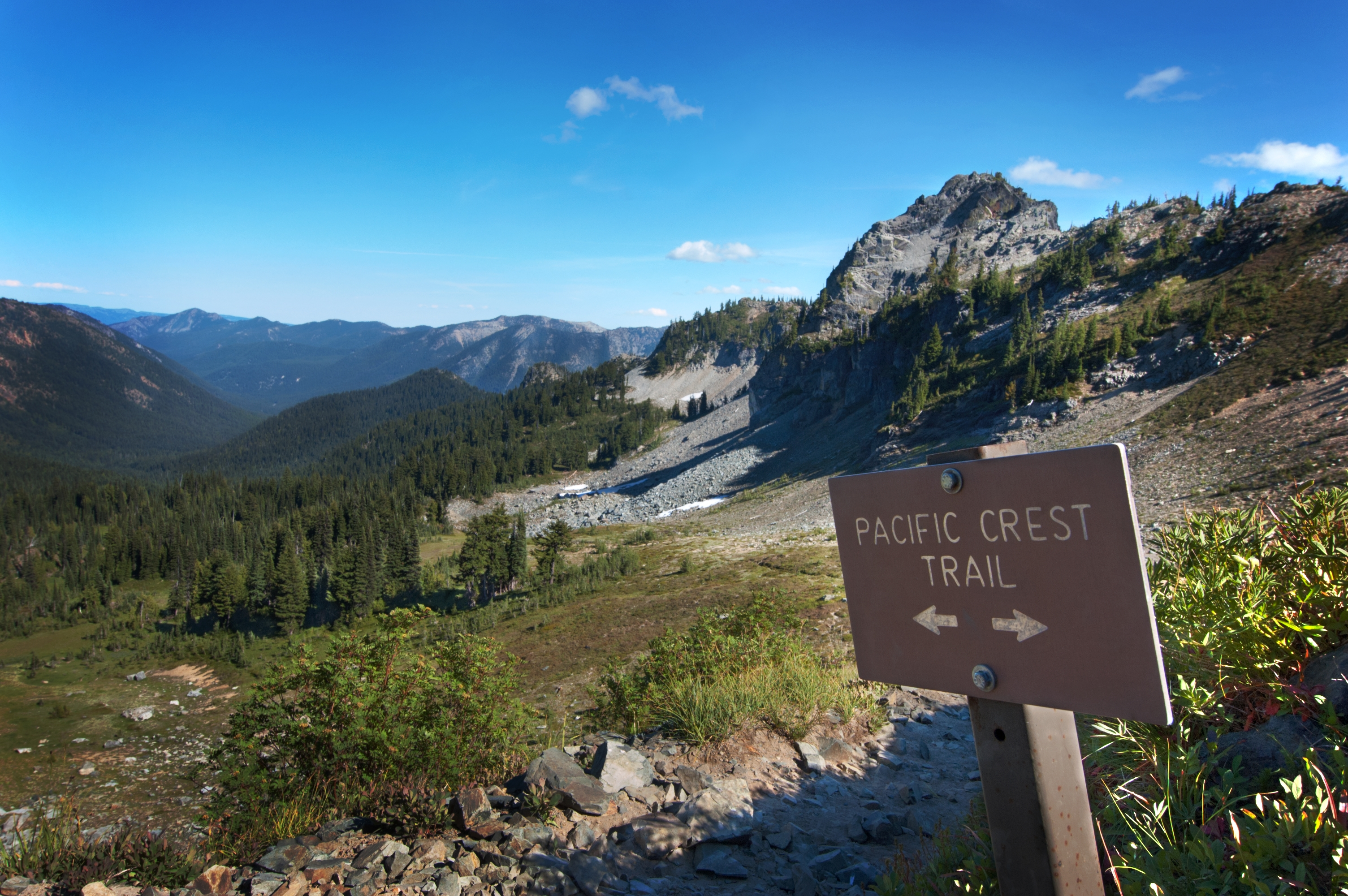 Exploring the History of the Pacific Crest Trail