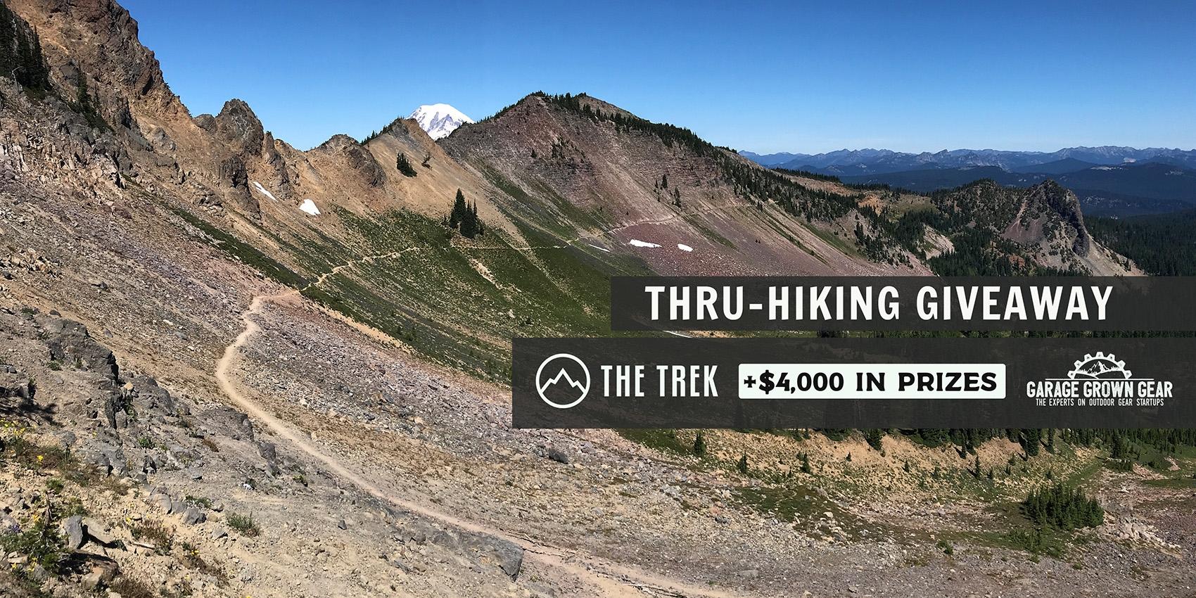Hiking Giveaway!