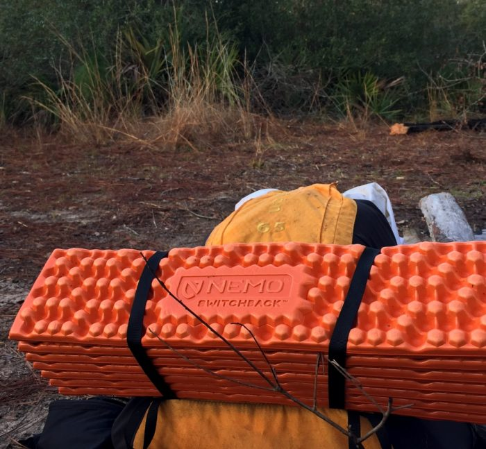 Nemo Switchback sleeping pad gear review