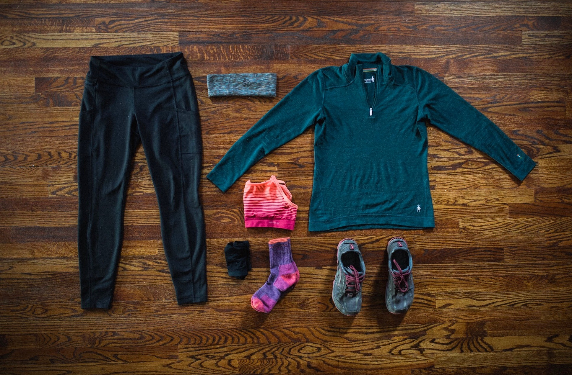 My Wandering Wardrobe: What I'll Wear While I Hike - The Trek