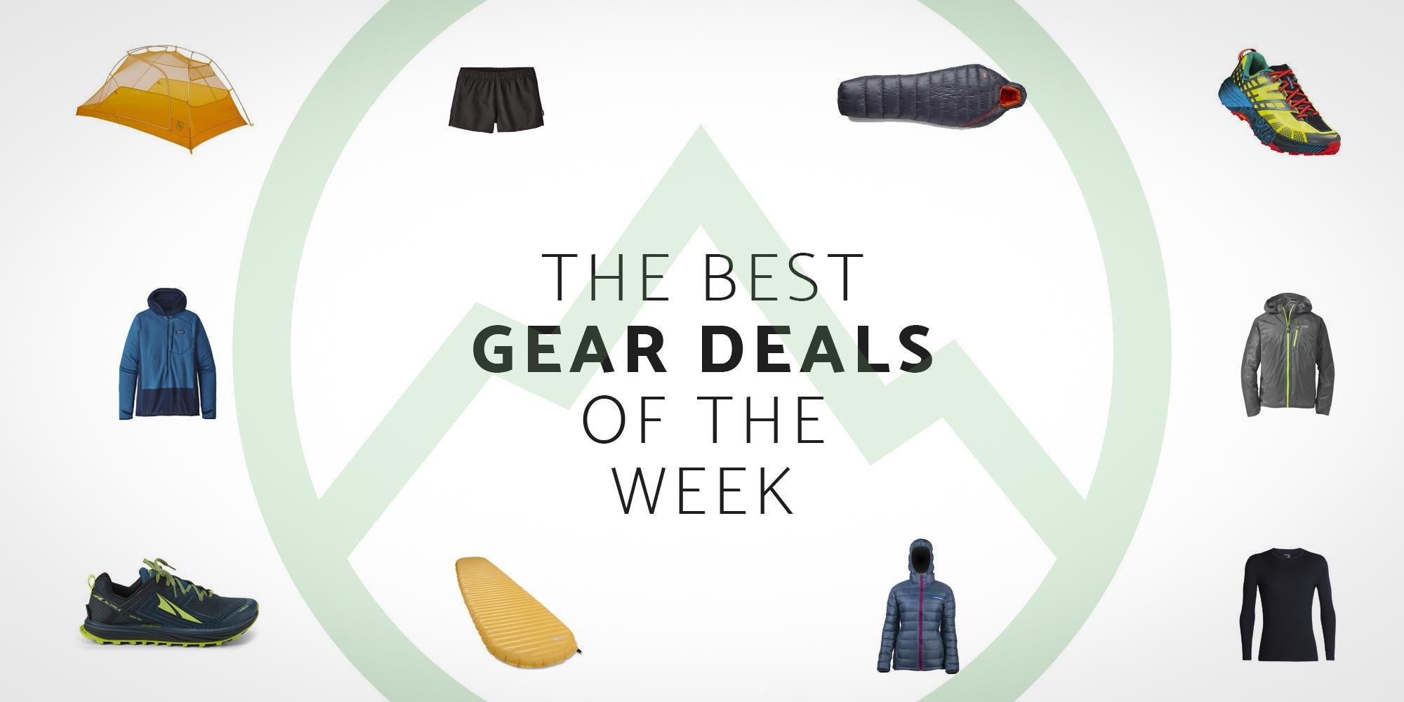 The Best Outdoor Gear Deals of the Week: Week of 5/20 - The Trek