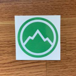 The Trek sticker