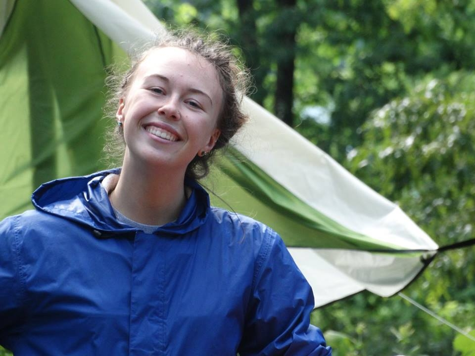 Why a 23 year-old would rather be a smelly hiker than have a job
