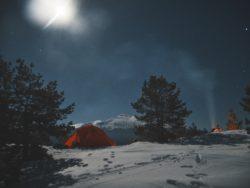 Camp, Bosnia