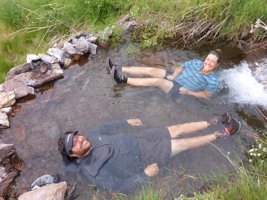 hot springs ODT