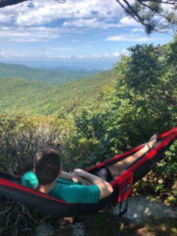 bedrock sandals appalachian trail david miller