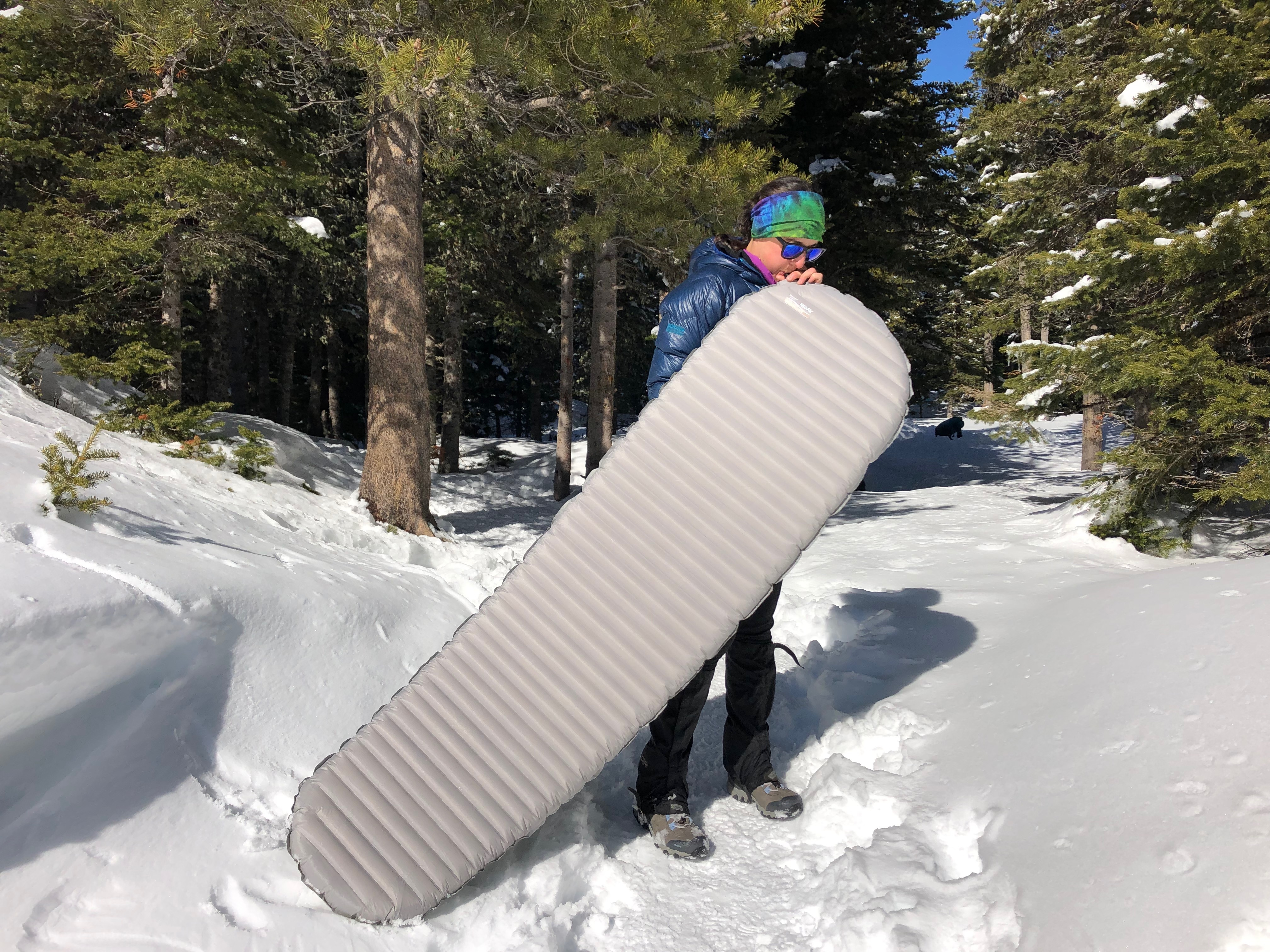 maggie slepian therm-a-rest neoair xtherm review