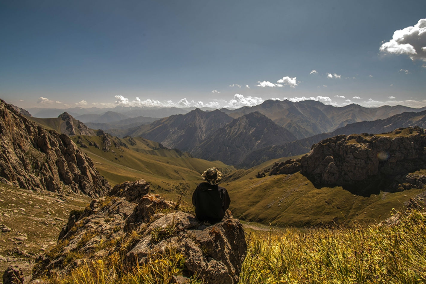 Can You Find Kyrgyzstan on a Map? Now Might Be The Time - The Trek