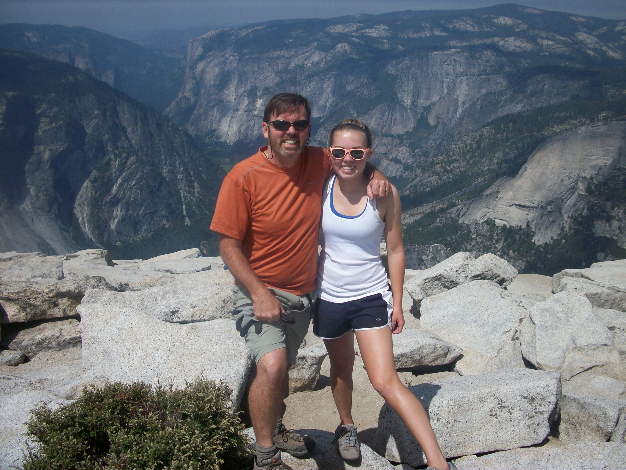 Hiking the PCT in memory of my tree-hugging, mountain-loving father